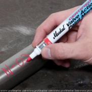 Markal Valve Action Paint Marker Certified