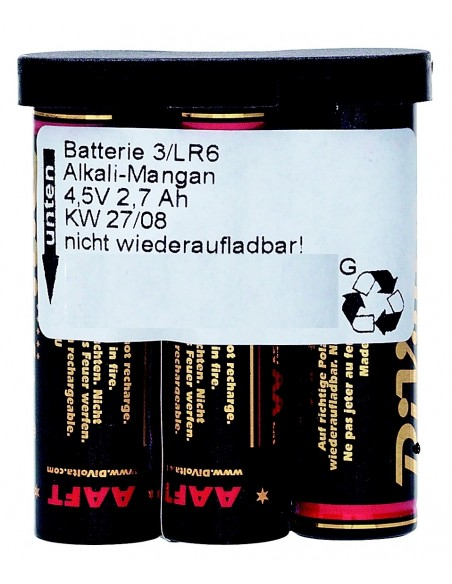perma Batterieset für STAR VARIO