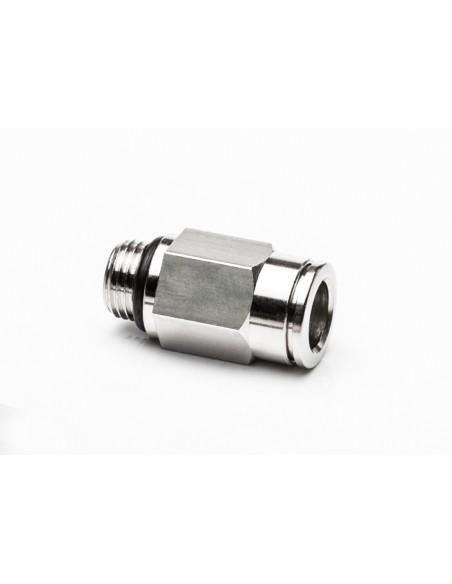 Schlauchanschluss M10x1a für Schlauch aØ 8 mm gerade