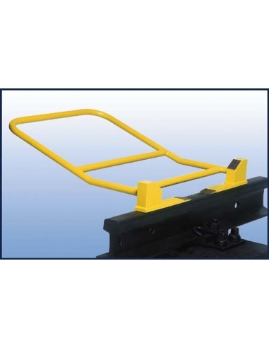 Wheel Chock Libo 134S/810 LIBO Cunei e costruzione ferroviaria v