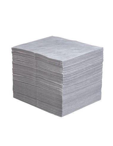 Universalbindevlies, Tücher, FF, SW, 40 x 50 cm, grau  Olie Absorberend