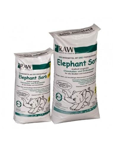 Chemikalien- und Ölbindemettel Elephant Sorb Special, 20 ltr. Typ III R  Olie Absorberend