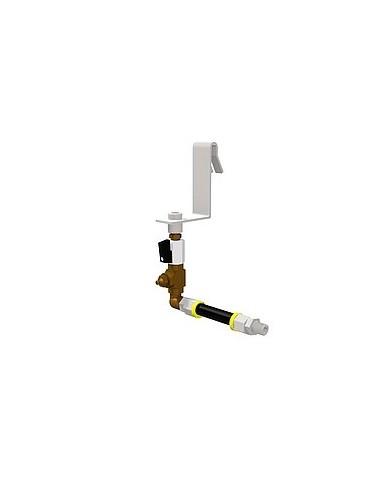 Montageset Classic, Futura, Flex, Nova Standard Duty 1-fach Schutzgitter met 1 m Schlauch perma-tec Starterkits