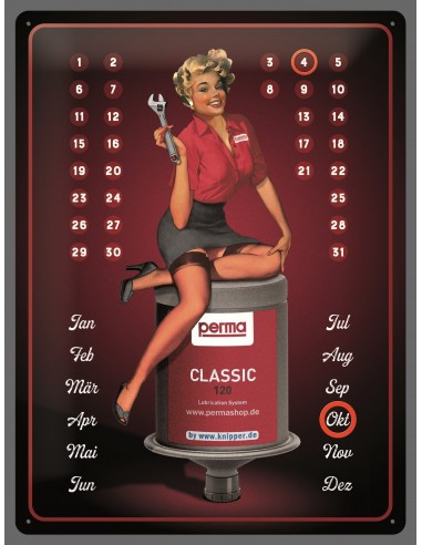 Calender embossed metall KNIPPER & Co.GmbH All Categories