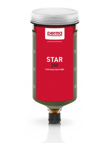 Perma Star cartridge L250 SF08 perma-tec Standard greases and Standard oils