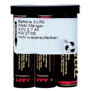 perma Batterieset für STAR VARIO perma-tec Perma Schmierstoffgeber
