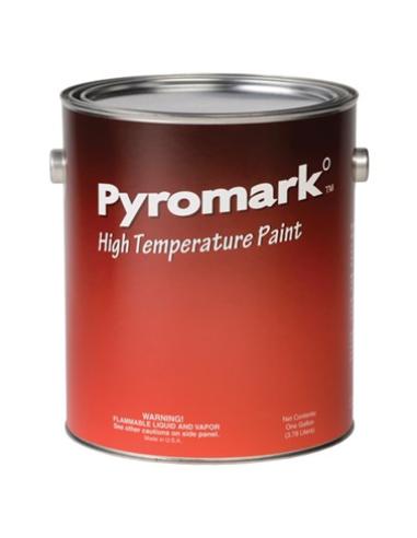 Pyromark Hochtemperaturfarbe auf Silikonbasis  Indicatori di temperatura  v