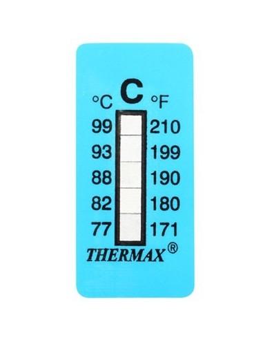 Thermax 5 Level (Pack 10) (320F-360F oder 160°C-182°C)  Indicatori di temperatura  v