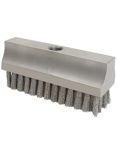Spazzola fino a +350 °C 100 x 30 mm G1/4i filettatura superiore perma-tec perma spazzola lubrificante v