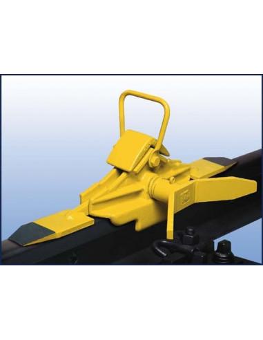 Wheel Chock Libo 130/640 LIBO Railway and Tracking materials