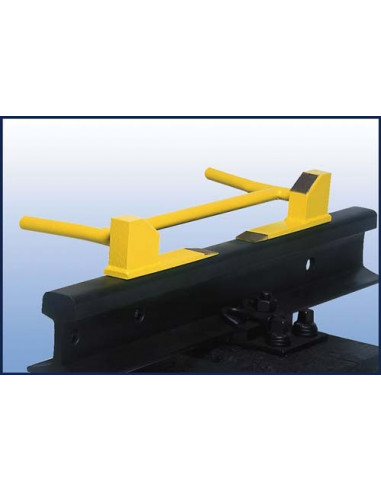 Wheel Chock Libo 134/630 LIBO Railway and Tracking materials