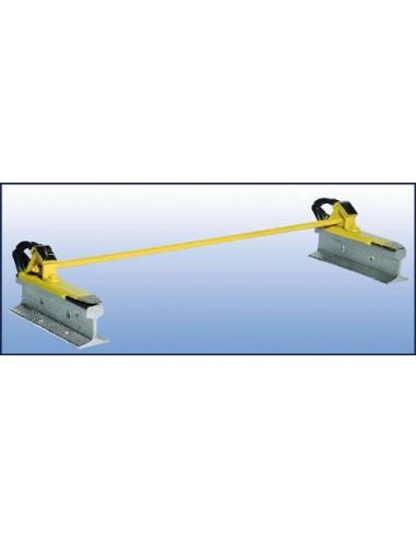 doppio Brake Shoe variable LIBO Cunei e costruzione ferroviaria v