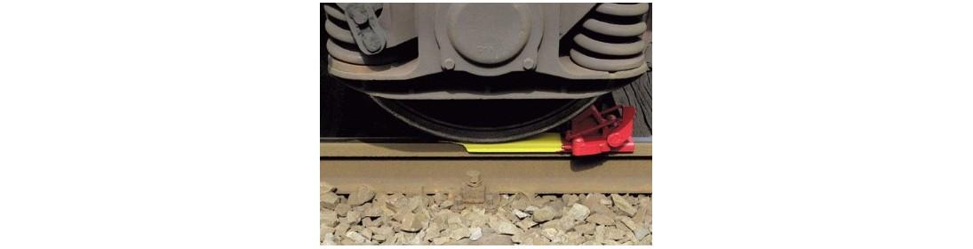 Cales et fournitures construction ferroviaire
